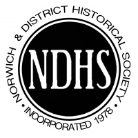 NORWICH DISTRICT HISTORICAL SOCIETY