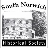 South Norwich Historical Society Black and Grey