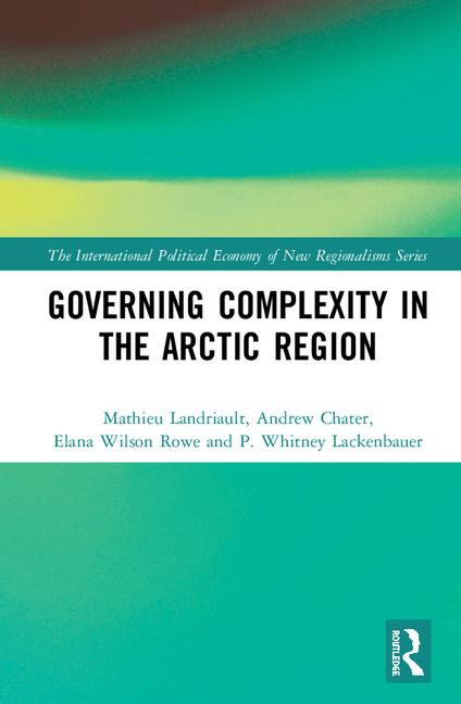 Governing complexity in Arctic cover