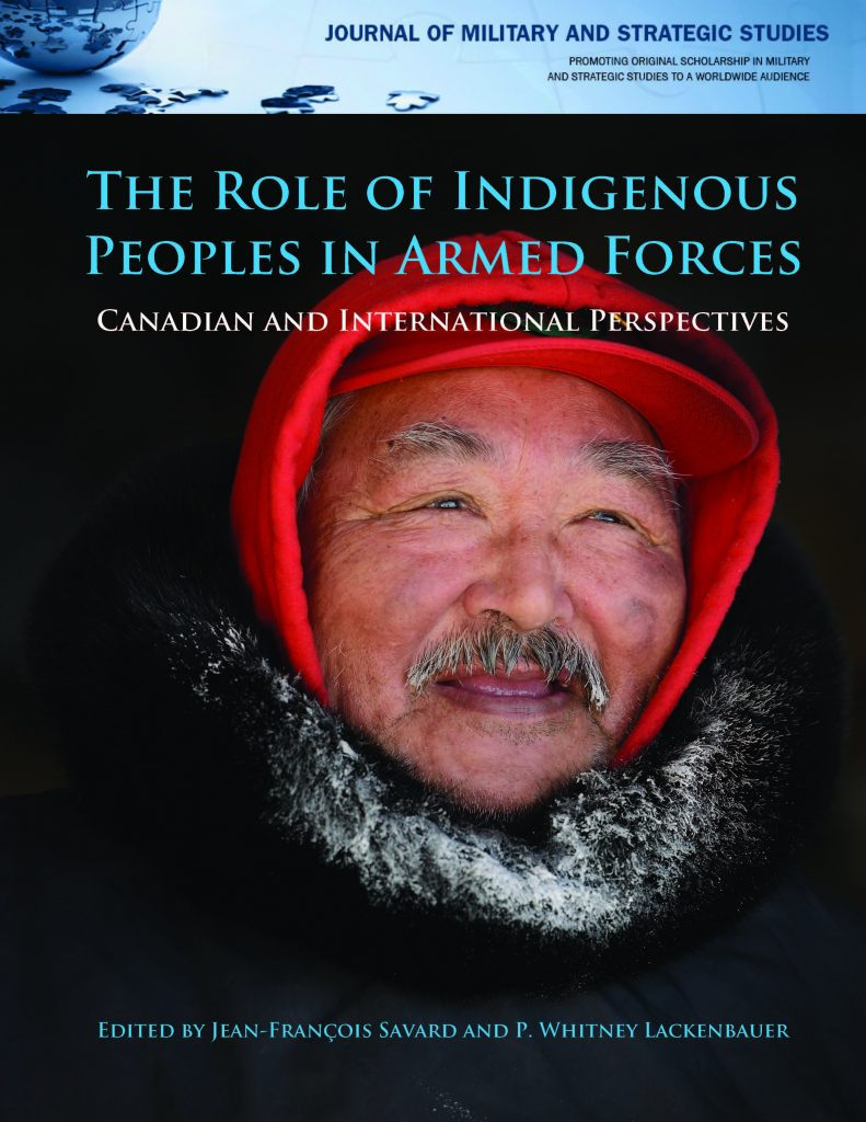 JMSS - Role of Indigenous Peoples in Armed Forces - cover